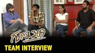 Hero Karthikeya Funny Questions to Guna 369 Team | Bhavani HD Movies