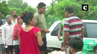 Life hit in flooded Vadodara, NDRF continues rescue operations