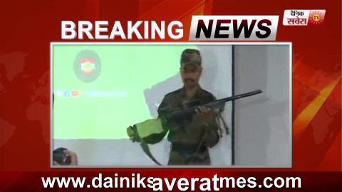 Breaking: Amarnath Yatra के Route पर Sniper मिलने से रोकी गई Yatra
