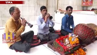2 AUG N 12 Shravan Navaratri fair has started in the religious Chintapurni today.