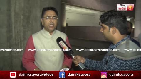 Exclusive Video Interview: AAP MLA Aman Arora ने पहले दिन के Vidhan Sabha Session का TA/DA किया वापिस
