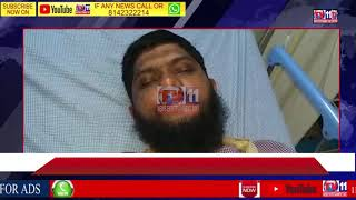 UNKNOWN BIKE PERSON HIT  PERSON INJURED AT ATTAPUR ROAD POLICE BOOKED CASE LANGHARHOUSE HYDERABAD
