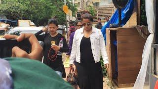 Beautiful Vidya Balan Spotted At Sequel Bandra Watch Video