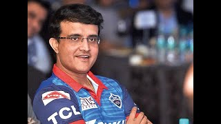 Ganguly opens up about his dream of becoming India coach