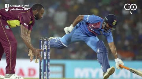 भारत और वेस्टइंडीज के बीच आज खेला जाएगा पहला T20 मैच