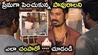 ప్రేమగా పెంచుకున్న పావురాలని ఎలా చంపారో **** చూడండి  - Latest Telugu Movie Scenes