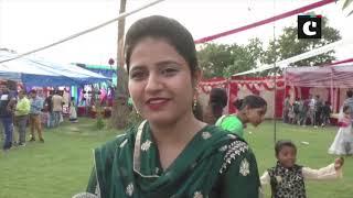 Women celebrate 'Hariyali Teej' with full fervour in UP's Hapur