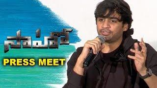 Saaho Movie Press Meet | Prabhas | Shraddha Kapoor | Sujeeth | Bhavani HD Movies