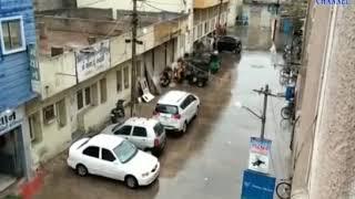Morbi  Rainfall in Morbi suddenly triggers a change of atmosphere   ABTAK MEDIA