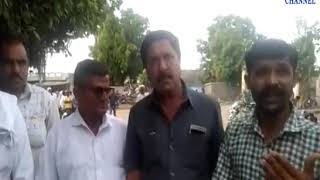Bhachau   Demands of rooms in primary school by the villagers  Lockout
