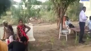 Anjar | firing to withdraw the complaint registered for land dispute | ABTAK MEDIA