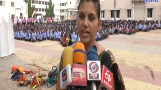 Morbi | Disaster-like earthquake conducted by NDRF team at Nalanda Vidyalaya | ABTAK MEDIA