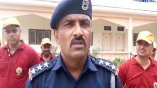 Kutch : NDRF team was deployed in the district .  ABTAK MEDIA