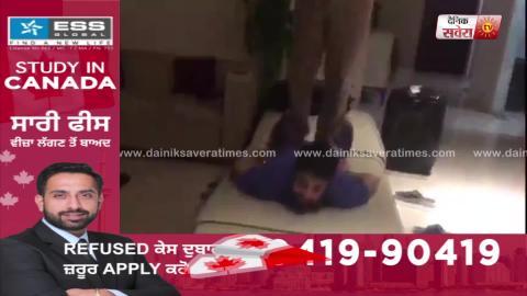 ਦੇਖੋ Mika Singh ਤੇ Jasbir Jassi ਦੇ ਵੱਖਰੇ ਦਾਅ ਪੇਚ | Viral Video | Dainik Savera