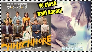 Chhichhore Vs Saaho Clash On August 30 This Will Hurt Saaho Collection In Hindi Version!
