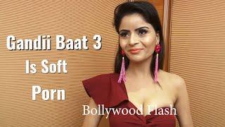 Gandii Baat 3 Actress Gehana Vasisth Exclusive Interview - BollywoodFlash