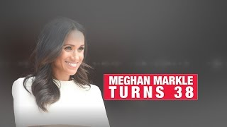Meghan Markle's impressive CV: 'Suits', calligraphy, double major in theatre |Meghan Markle Birthday