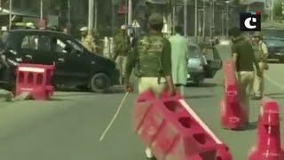 Section 144 CrPC Imposes in Jammu & Kashmir from midnight 5th August