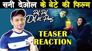 Pal Pal Dil Ke Paas | Teaser Reaction | Karan Deol | Sahher Bambba | Sunny Deol