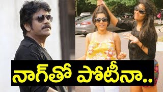 nagarjuna manmadhudu 2 | Nagarjuna Vs Jabardasth Anchors Anasuya and Rashmi | Top Telugu TV