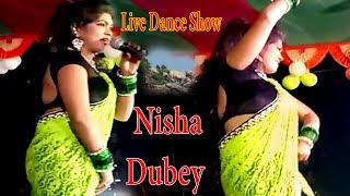 मैया के चुनरिया चडाईब | Nisha Dubey | New Bhojpuri Hit Live Stage Show 2019