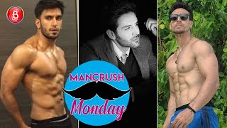 Tiger Shroff Kartik Aaryan Ranveer Singh Are Soaring Temperatures This Rainy Day | Mancrush Monday