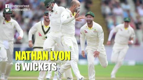 एशेज टेस्ट 2019: पहले मैच में ऑस्ट्रेलिया ने इंग्लैंड को 251 रनों से हराया