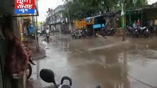 જાફરાબાદ-સતત વરસાદ વરસતા લોકોમાં આનંદ