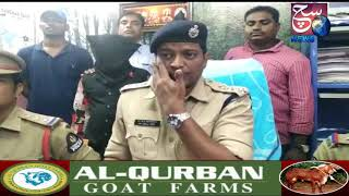 Most Wanted Robbers Arrested By Chandrayangutta Police | Phones Recovered | @ SACH NEWS |