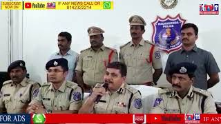 KIDNAPING SENSATIONAL CASE OF SONI SOLVED BY HAYATHNAGAR POLICE RACHAKONDA  CP MM BHAGWAT PRESS MEET