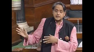 Fear that you have inflicted on us the political equivalent of demonetisation: Shashi Tharoor
