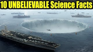 10 Strange Phenomena Science Can't Explain || UNBELIEVABLE Science Facts