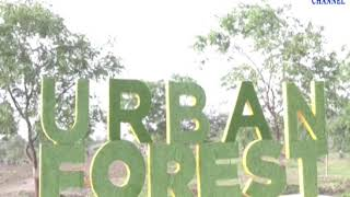 Rajkot|  RMC Urban Forest Launches Intimate Plantation Campaign| ABTAK MEDIA