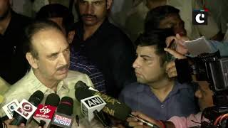 RS Prasad, Ghulam Nabi Azad & JP Nadda react on sudden demise of Sushma Swaraj