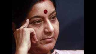 ​Political leaders reminisce about Sushma Swaraj