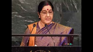 Best speeches, moments of former EAM Sushma Swaraj