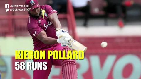 भारत ने तीसरे टी20 में विंडीज को 7 विकेट से हराकर सीरीज 3-0 से अपने नाम की