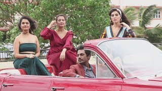 Cast Of Sacred Games Season 2 Promotion In Retro Look