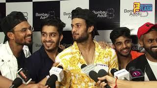 Faiz Baloch Saddu (Shadan Farooqui) & Aamir Full Interview - Team 07 Adnaan Birthday Party
