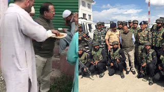 NSA Ajit Doval eats lunch with locals, reviews security situation in Kashmir