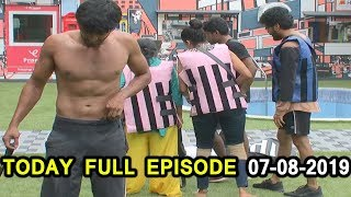 BIGG BOSS TAMIL 3|7th AUGUST 2019|46th FULL EPISODE|DAY 45|BIGG BOSS TAMIL 3 LIVE|Bigg Boss Task