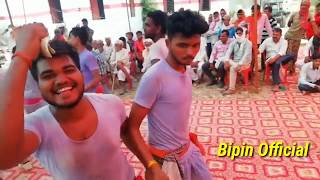 समर सिंह के गाने पर जबरजस्त डांस - Samar Singh Hit Song