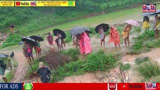 HEAVY RAIN IN VISAKAPATNAM PADERU FARMERS CROPS DAMAGE ANDHRA PRADESH