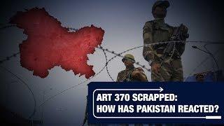 Art 370 abrogation: Pakistan sanctions mere rhetoric