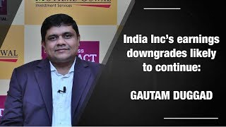India Inc's earnings downgrades likely to continue