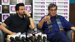 Interaction With Anil Kapoor & Subhash Ghai | 5th Veda Session At The Campus