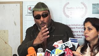 Jackie Shroff At India Alive Short Film Festival By Kapil Mattoo And Nameeta Premkumar