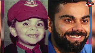 बचपन में ऐसे दिखते थे आपके पसंदीदा क्रिकेटर, तीसरे नंबर वाला है भारत का सफल कप्तान