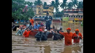 Maharashtra floods: Navy, NDRF rescue teams pressed into action in Sangli