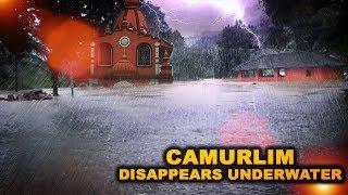 Sal Village In Bicholim Underwater! People Evacuated